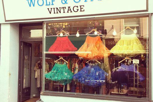 Wolf & Gypsy Vintage