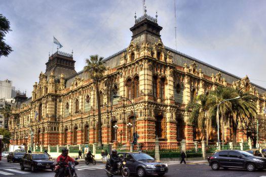 Water Company Palace (Palacio de Aguas Corrientes)