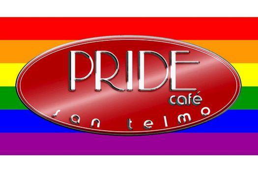 Pride Cafe, Buenos Aires