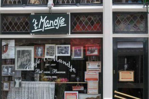 Cafe 't Mandje, Amsterdam
