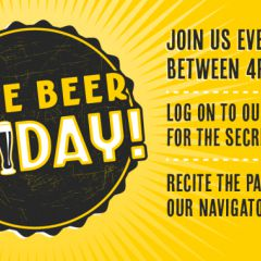 Click to see more about #FreeBeerFriday