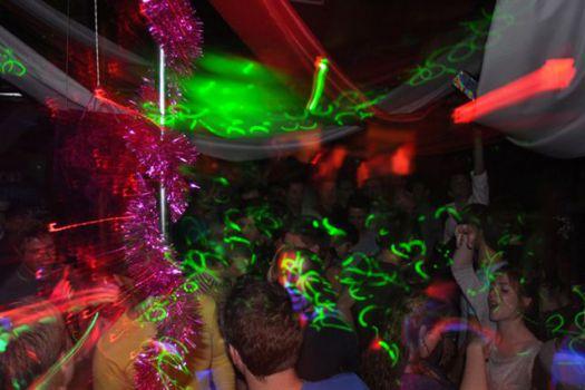 Crew Bar, Cape Town