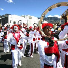 Kaapse Klopse (Cape Minstrels' Carnival)