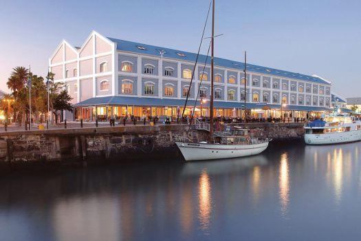 Victorian Wharf Center