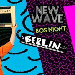 New Wave 80's Night