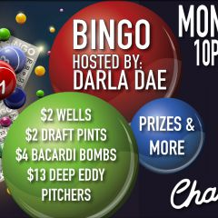 Click to see more about CINCO de BINGO with Señorita DARLA DAE, Chicago