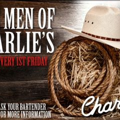 The Men of Charlie's