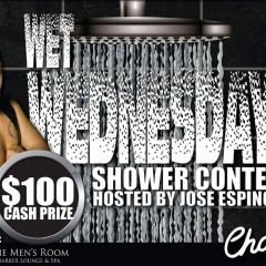 Shower Contest with Jose Espinoza