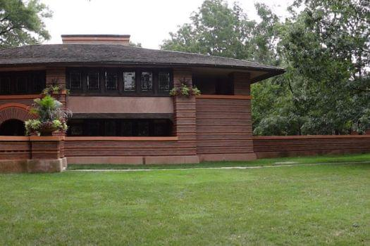 Frank Lloyd Wright Home and Studio Museum