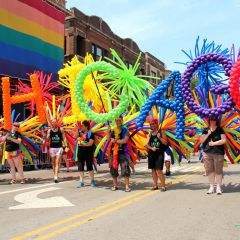 Click to see more about Chicago Pride Fest, Chicago