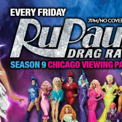 Rupaul's Drag Race Official VH1 Chicago Viewing Party