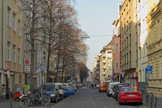 Belgisches Viertel (Belgian Quarter)