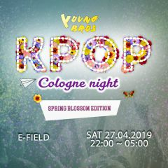 Young Bros KPOP PARTY in Köln!