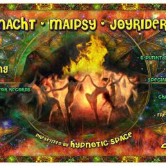 Click to see more about MaiPsy / Walpurgisnacht 2019 / Dj Joyriders Birthday, Cologne