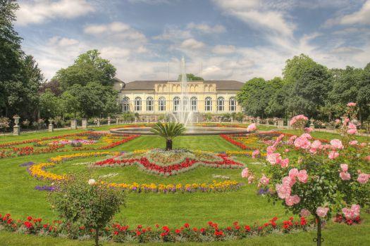Flora Botanische Garten