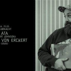 Klubnacht w/ Ata & Damiano von Erckert