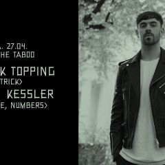 Do The Taboo w/ Patrick Topping & Bryan Kessler