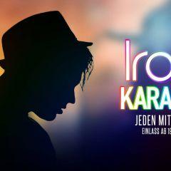 Karaoke im Iron - jeden Mittwoch!