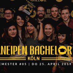 Click to see more about Kneipen Bachelor Köln #05