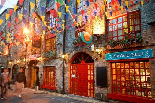 Isaac's Hostel