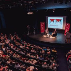Click to see more about International Literature Festival, Dublin
