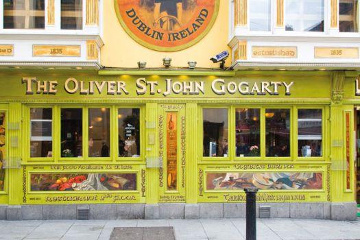 Oliver St. John Gogarty's