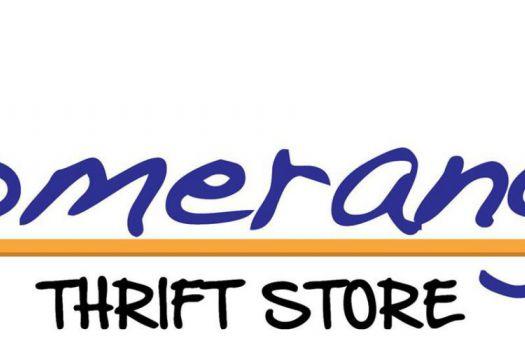 Boomerangs Thrift Store