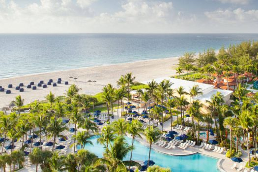 Marriott Harbor Beach Hotel & Resort