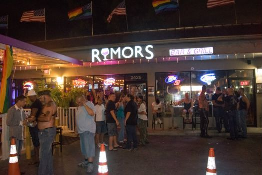 Rumors Bar & Grill, Fort Lauderdale
