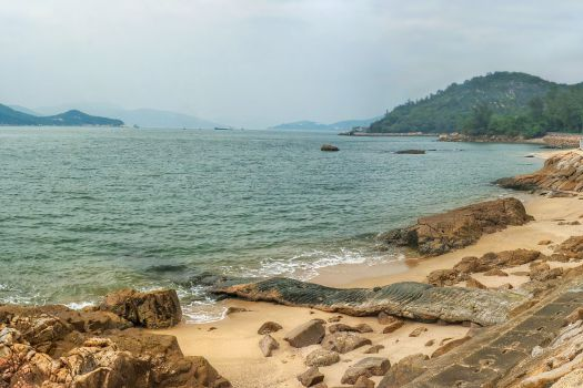 Cheung Chau Windsurf Beach