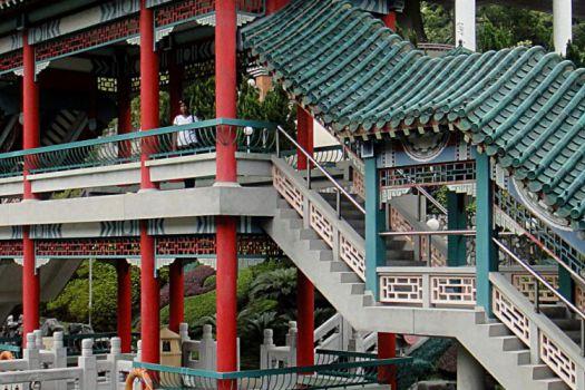 Won Tai Sin/Sik Sik Yuen Temple