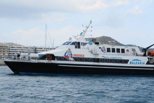 Ferry to Formentera, Ibiza