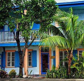 Blue Heaven, Key West