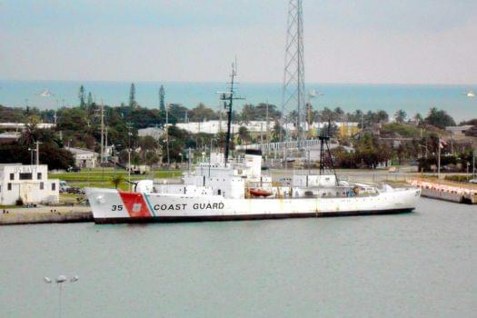 Coast Guard Cutter Maritime Museum
