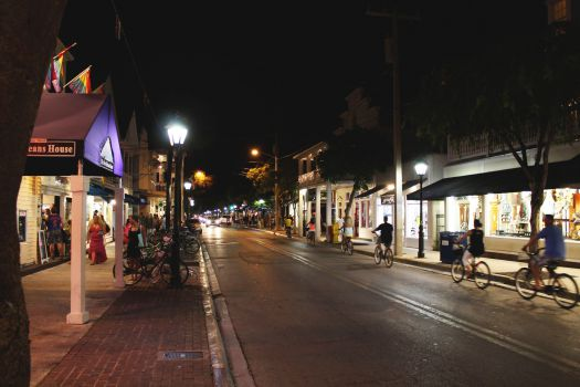 Small image of Duval Street, Key West