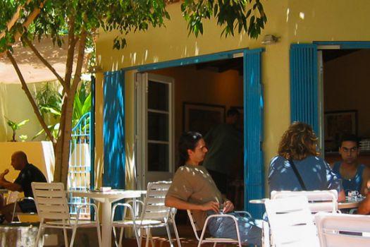 Bar Cacatua, La Gomera