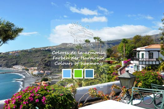 Top gay and lesbian friendly hotels in la gomera ellgeebe for Hotel jardin tecina la gomera