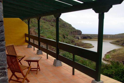 Las Casas Del Chorro, La Gomera