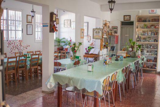 Casa Efigenia (Restaurante la Montaña)