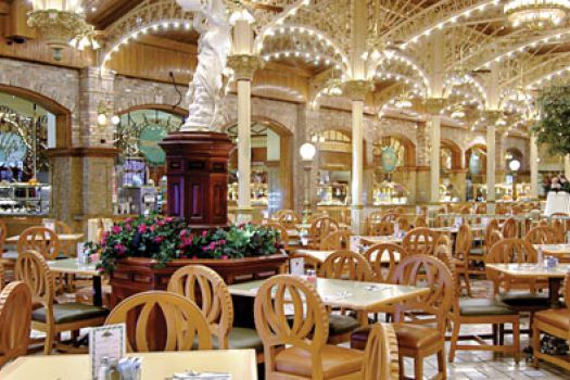 Garden Court Buffet