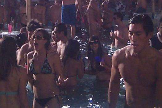 HRH Beach Club, Las Vegas