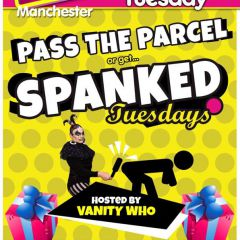 Spanked Tuesdays