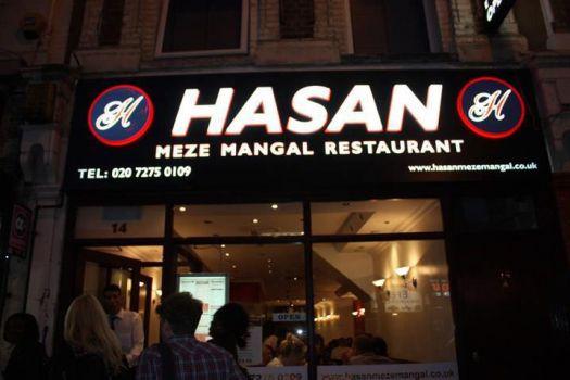 Hasan Meze & Mangal