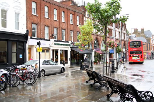 King's Road - Shopping Street - Food & drink - London