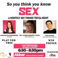 Monthly Sex Trivia Night!