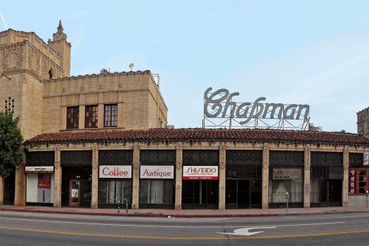 Chapman Market