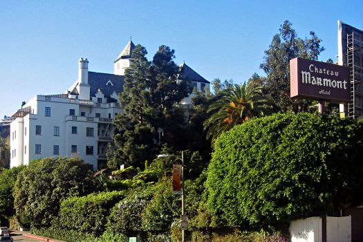 Chateau Marmont Hotel & Bungalows