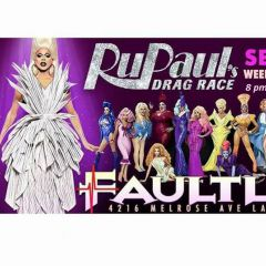 Rupaul's Drag Race S9 Viewing Party - Size Matters