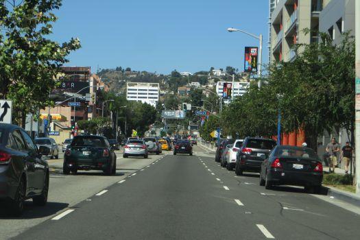 La Brea Avenue