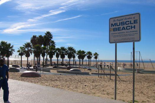 Muscle Beach Venice